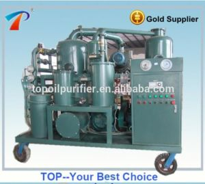 Environmental Friendly Waste Hydraulic Used Oil Reclaimer Plant (TYA-10) pictures & photos