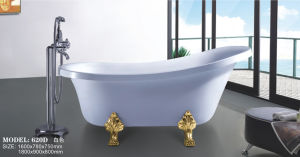 Factory Sales Freestanding Bathroom Bathtub (620) pictures & photos