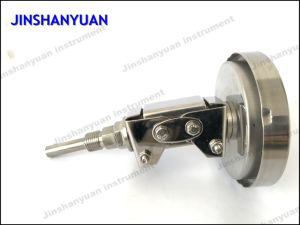 Bt-012 Universal Joint Thermometer/Axial Mounted Bimetallic Thermometer pictures & photos