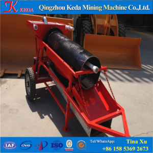 Screen Machine Portable Gold Mining Equipment for Alluvial Gold pictures & photos