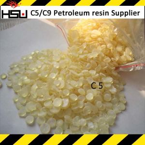 Cost-Effective Light Color Low Odor C5 Hydrocarbon Resin pictures & photos