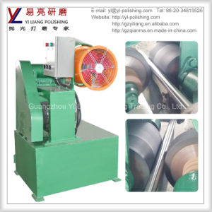 Centerless Round Tube and Circle Pipe Grinding Polishing Machine pictures & photos