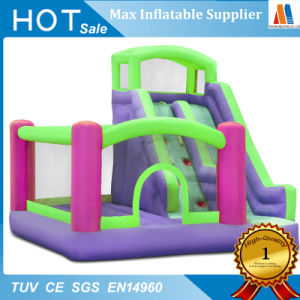 840d Polyester and Tarpaulin Inflatable Play Bouncer with Pool pictures & photos