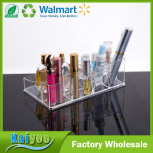 Acrylic Makeup Organizer Lipstick Cosmetic Storage Organizer pictures & photos