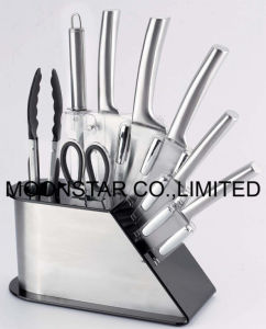 8PCS Knife Set with Stand pictures & photos