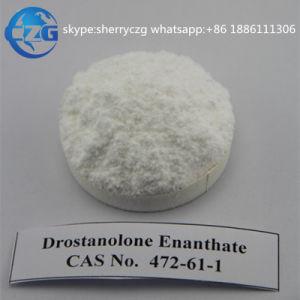 Bodybuilding Raw Steroid Powder 521-12-0 Drostanolone Propionate pictures & photos