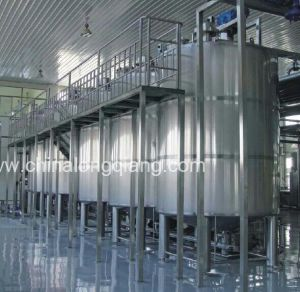 Complete Set Pasteurized Milk Plant/ Pasteurized Milk Production Line pictures & photos