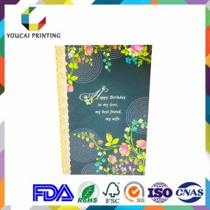 Customized Paper Warm Greeting Cards for Mother′s Day pictures & photos
