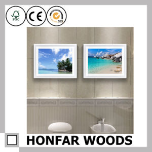 Wall Art Canvas Print Wood Picture Frame Decor pictures & photos