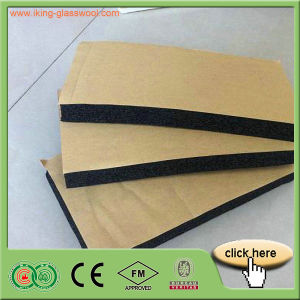 Acoustic Absorption Insulation Rubber Foam Board for Interior Wall pictures & photos