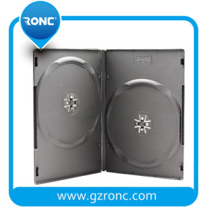 7mm CD DVD Case Double/Single Side PP Material pictures & photos