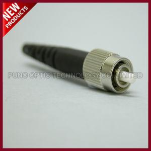 2.0mm/3.0mm Single-mode ST APC Simplex Connectors pictures & photos