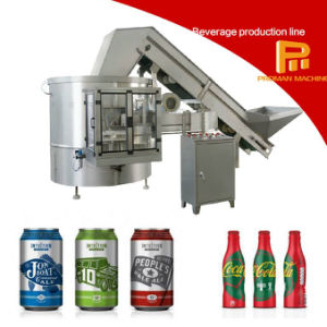 8000bph Automatic Pet Bottle Unscrambler pictures & photos