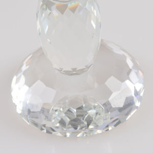 Crystal Glass Candle Holder for Holidays pictures & photos