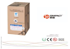 CPR/UL LAN Cable UTP Cat5e Network Cable pictures & photos