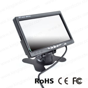 7 Inches LCD Digital Screem Reversing Headrest Rearview Monitor pictures & photos
