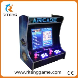 19 Inch LCD Bartop Arcade Game Machine for Home Play pictures & photos