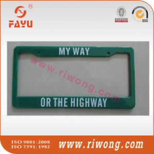 Specialized Car Plate Frame for Us Market pictures & photos