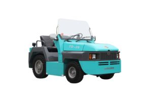 New 2-3t Internal-Combustion Engine Towing Tractor for Sale pictures & photos