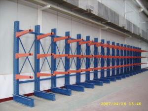 Medium Duty Warehouse Storage Cantilever Rack