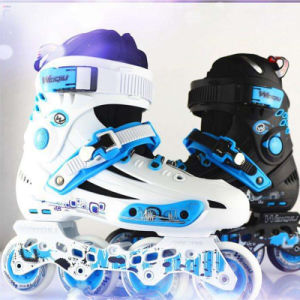 Speed Inline Roller Skate Shoes pictures & photos
