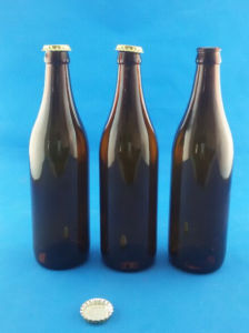 330ml Brown Beer Bottle. Fat Beer Bottle. Simple and Beautiful Beverage Bottle pictures & photos