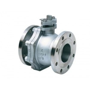 Flanged API Stainless Steel Ball Valve pictures & photos