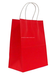 2017 Fancy Paper Gift Bag Promotional Shopping Paper Bags pictures & photos