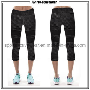 Free Sample Low MOQ High Quality New Men Yoga Pants pictures & photos