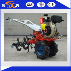 186fs 10HP Rotary Power Tiller for Sale pictures & photos
