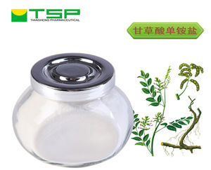Chemical Ammonium Glycyrrhizinate From Plant Extract pictures & photos