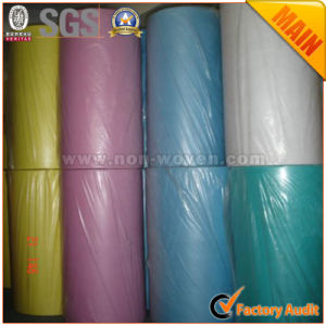 Polypropylene Spunbond Non Woven Textile Fabric pictures & photos