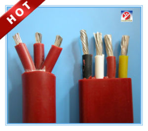 VDE H05ss-F Silicone Rubber Insulated and Sheathed Flexible Cable pictures & photos