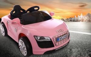 Licensed 2015 Newest Kids Ride on Electric Car Audi A3 pictures & photos