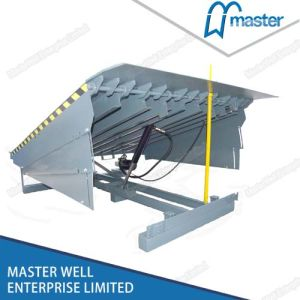 Self Locking Dock Leveler for Warehouse Application pictures & photos