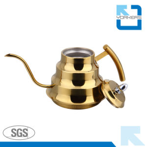 Very Popular Stainless Steel Coffee Pour Over Kettle pictures & photos