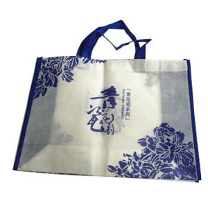 Customized Logo Non Woven Handle Shopping Bag pictures & photos
