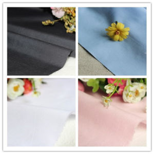 Woven Textile Spandex Cotton Poplin Fabric for Shirt pictures & photos