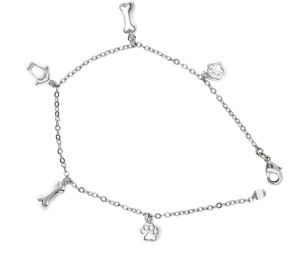 Fashion Light Weight Sterling Silver Jewelry Bracelet and Anklet for Kids or Pet pictures & photos
