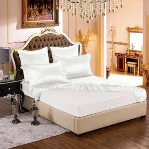 2017 Luxury Gift Chinese Pure Silk Bed Sheets for Women pictures & photos