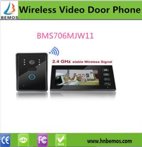 Touch Key Villa Intercom Wireless Video Door Phone Doorbell pictures & photos