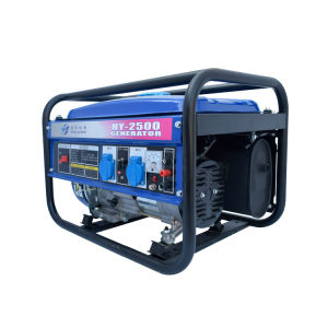 Hotsale Goodprice Highquality for Honda Copy 2kw Gasoline Generator pictures & photos