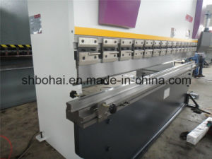 Bohai Acl Sheet Metal Bending Machine/Steel Plate Bender pictures & photos