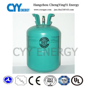 GB Approval Mixed Refrigerant Gas of Refrigerant R507 pictures & photos