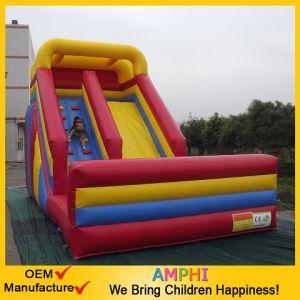 Outdoor Inflatable Wave Slide for Rental