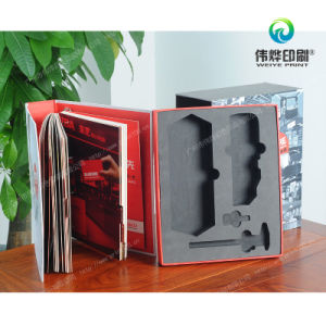 Promotional Paper Packaging Gift Box Printing (with Customized Logo) pictures & photos