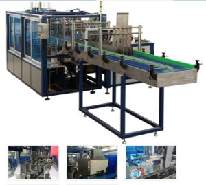 Ce Approved Automatic Carton Wrapper (15case/M) pictures & photos