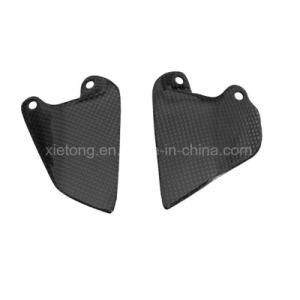 Carbon Fiber Front Heel Plates for Ducati 748, 916, 996, 998 pictures & photos