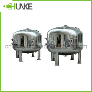 Ss304 Sand Carbon Mechanical Filter Housing for Water Treatment for Sale pictures & photos