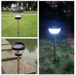 European Style Solar Wall LED Light with Motion Sensor pictures & photos